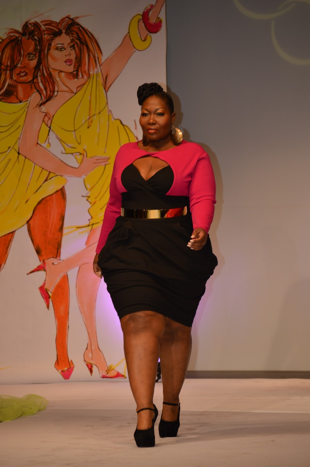 Fashion for full figured 22