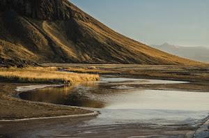 SE Iceland's scenery