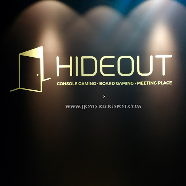 Hide Out SG blog review