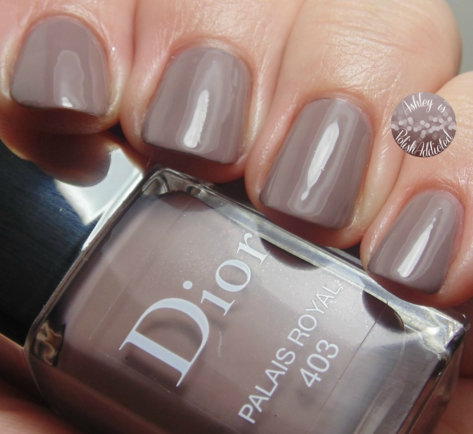 Dior Palais Royal , Swatches and Review