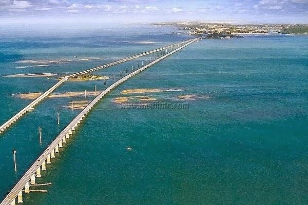 Jembatan Seven Mile di Florida