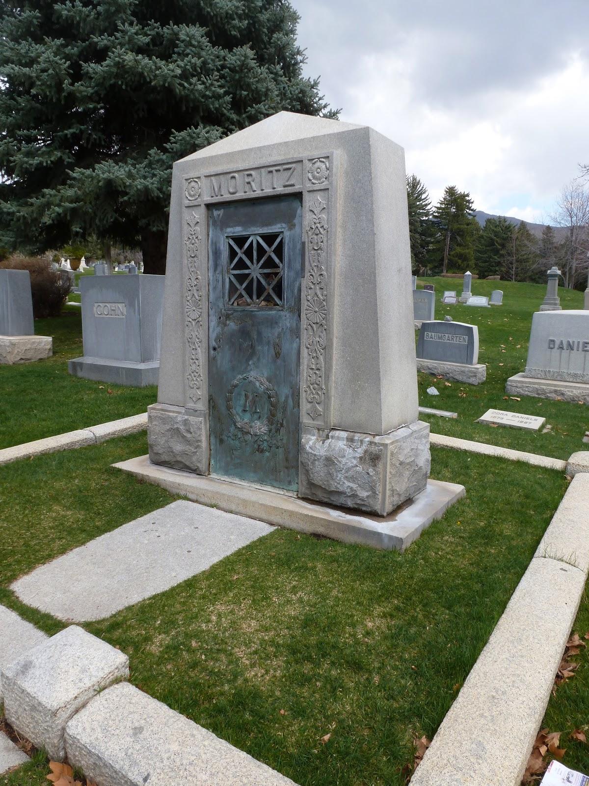 Utah39s Present History Urban Myth 2 Salt Lake City Cemetery