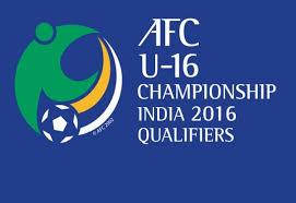 AFC U-16 Championship 2016 Qualifiers draws
