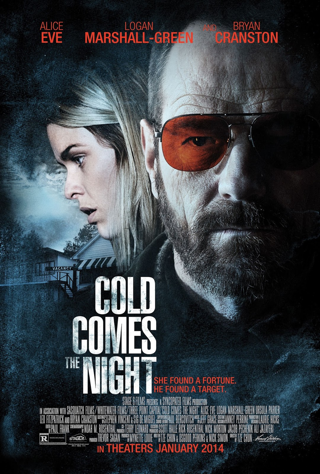 Frío Como La Noche (2014) DVDRip Español Latino MEGA FireDrive