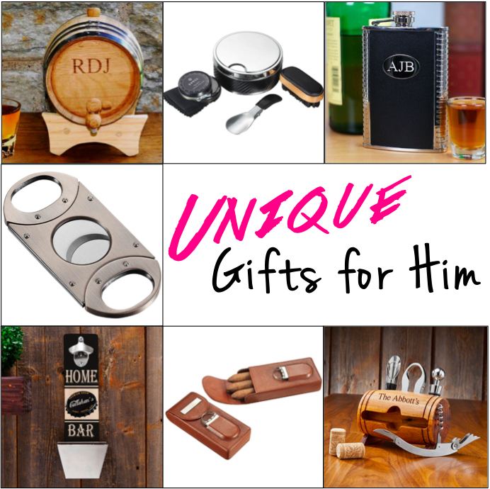 Unique Gifts for Him at 9th & Elm