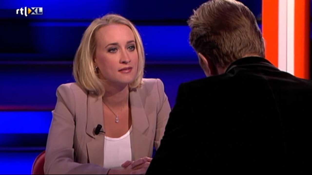 Eva Jinek : Mart Smeets was gigantisch cadeau voor talkshow Eva Jinek