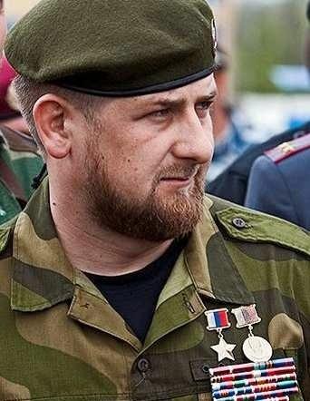 Bantu Rusia, Diam-Diam Presiden Chechnya Susupkan Mata-Mata Ke Suriah