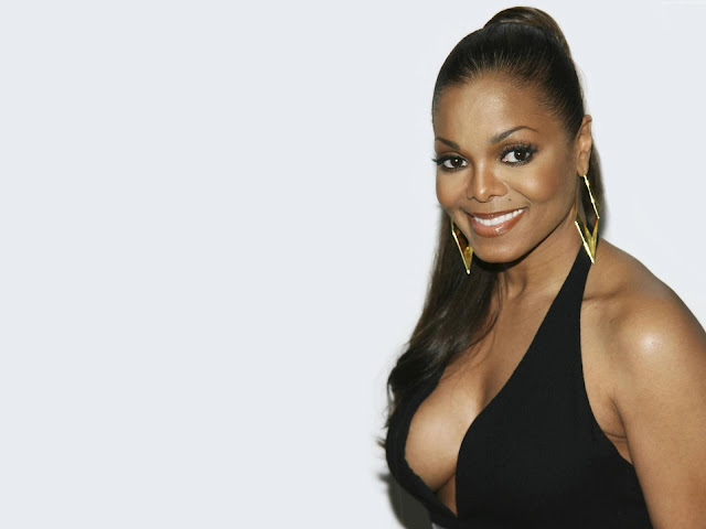 Janet Jackson HD Wallpaper -03