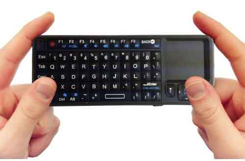 Mini Wireless Keyboard with Mouse Touchpad From Favi