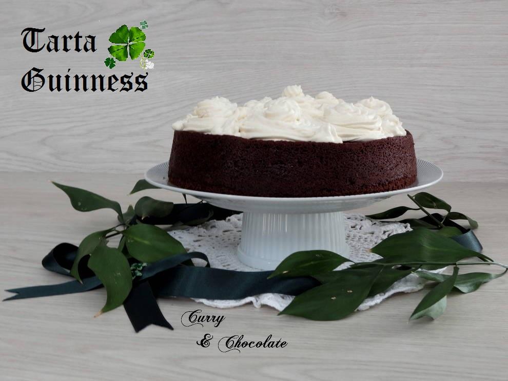 Tarta Guinness - Guinness cake