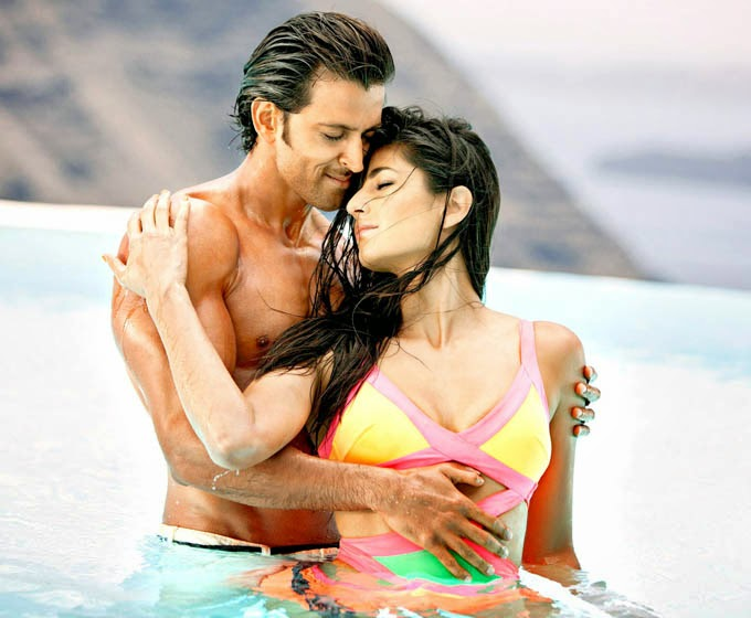 Photos: Katrina Kaif and Hrithk Roshan at Bang Bang