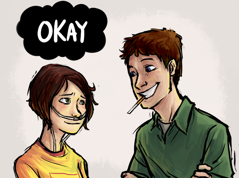 Resenha The Fault In Our Stars De John Green Conversacult