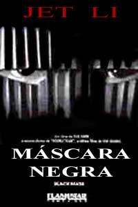 MASCARA NEGRA
