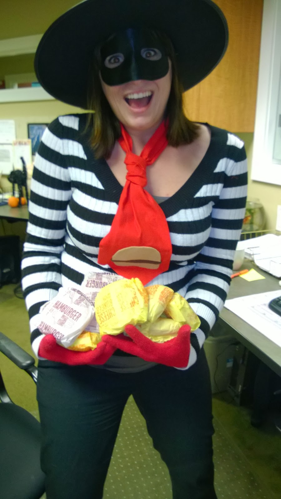 hamburglar costume