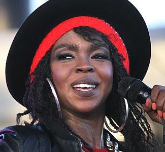 Lauryn Hill Drug Addiction Images