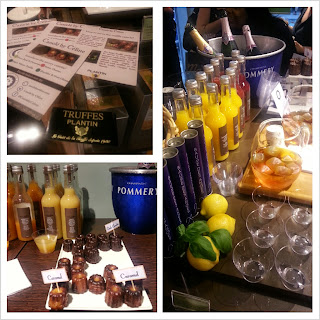 Alain Milliat juice and nectar Champagne Pommery