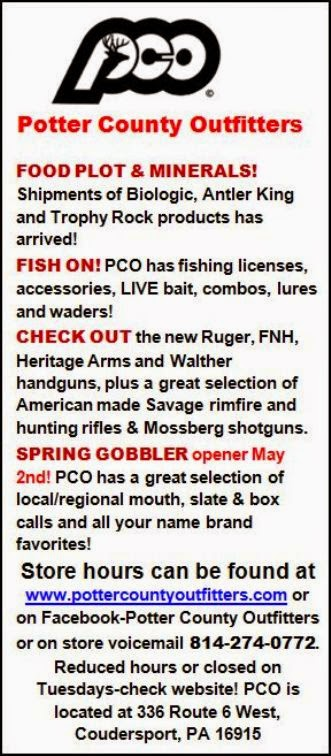 Potter County Outfitters