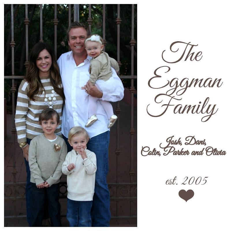 the eggman family