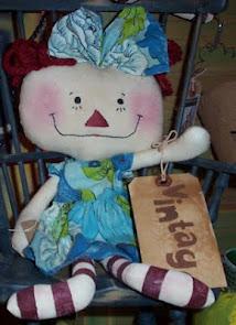 Vintage Annie