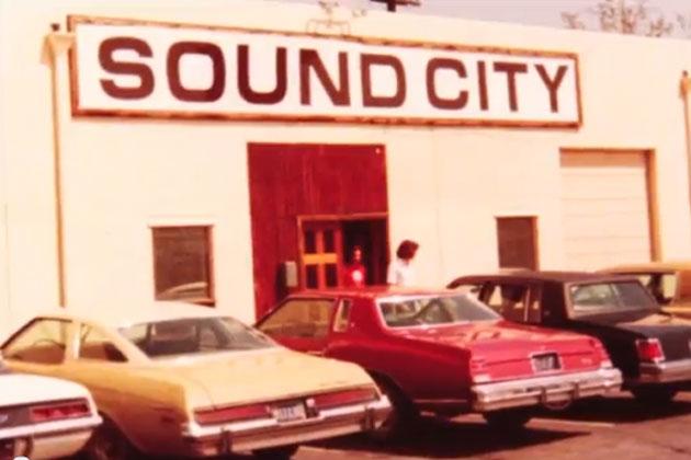 Estudio Sound City