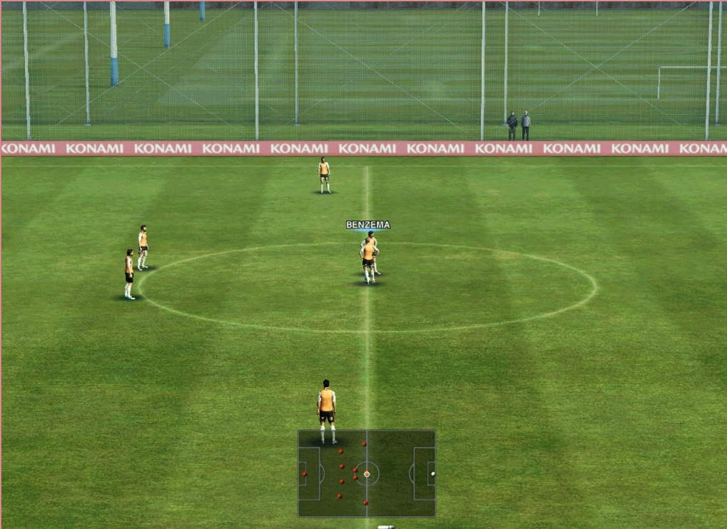 Pro Evolution Soccer (PES) 2013 Screenshots