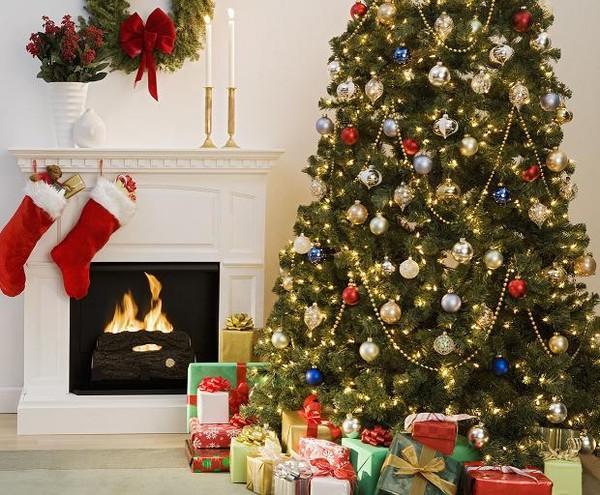 Cách trang trí cây thông noel nổi bật mùa giáng sinh