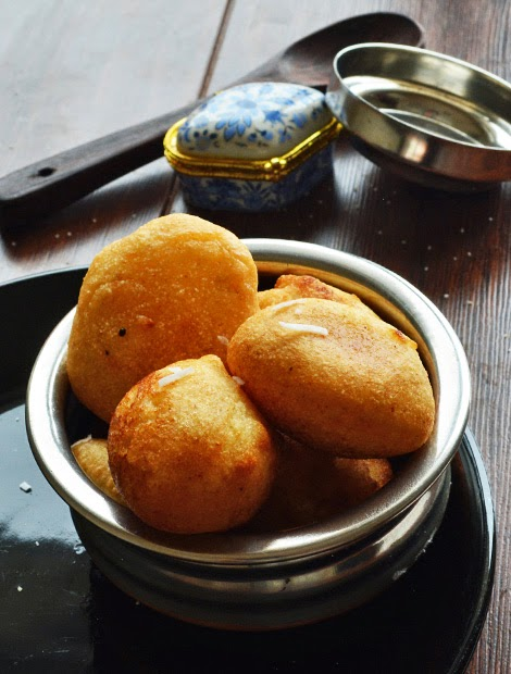 Rava Sweet Paniyaram Recipe, My favorite