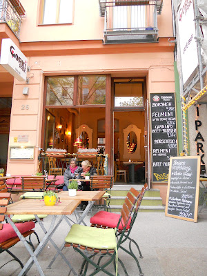 Russian Food Berlin