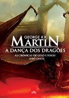 Crônicas de Gelo e Fogo - A Dança dos Dragões