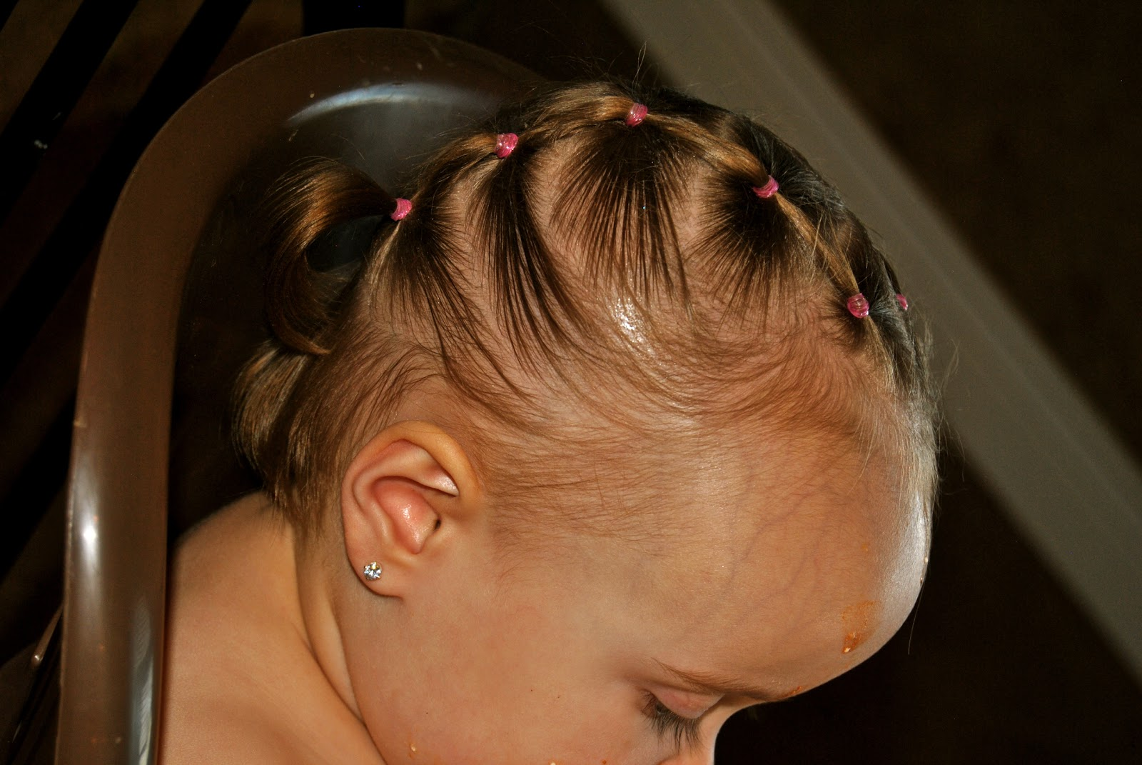 Hairstyles For Short Hair Baby Girl : Simply Sadie Jane  15 HAIRSTYLES FOR YOUR BUSY TODDLER!!!