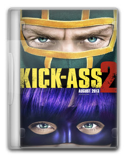 Kick Ass 2   BDRip AVI Dual Áudio + RMVB Dublado