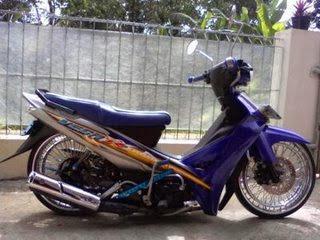 Modifikasi Motor Vega ZR - Gambar Modif Yamaha Vega ZR title=