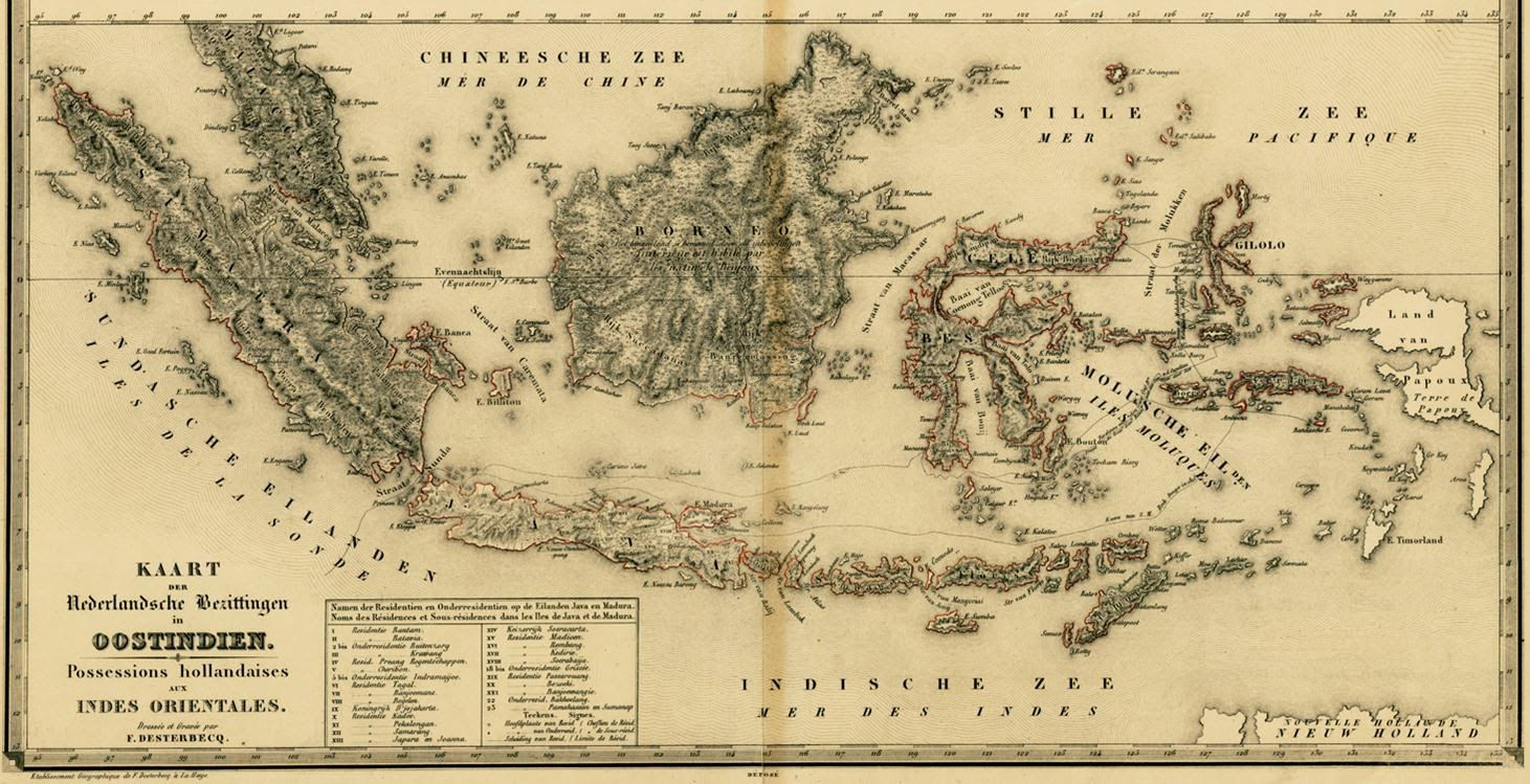 Tracing The Lost Railway Lines of Indonesia Introduction