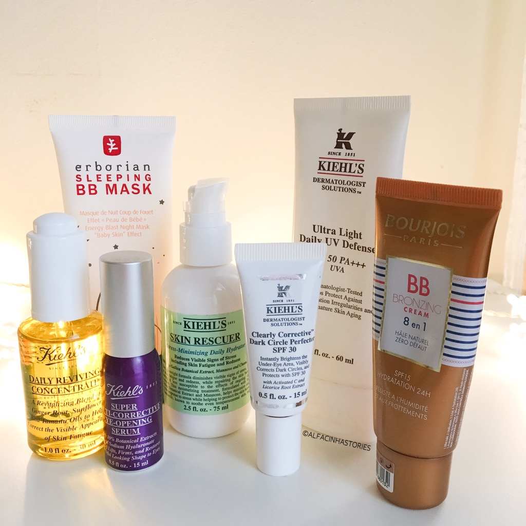Post Holiday Skincare // Cuidados de pele pós-férias