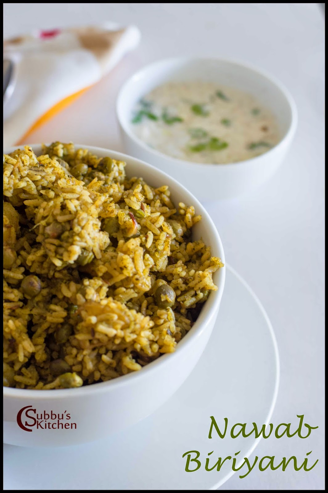 Nawabi Biriyani Recipe