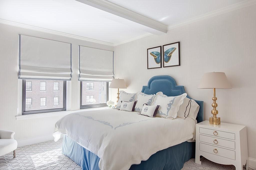 Moντέρνο διαμέρισμα στη Νέα Υόρκη-κρεβατοκάμαρα
