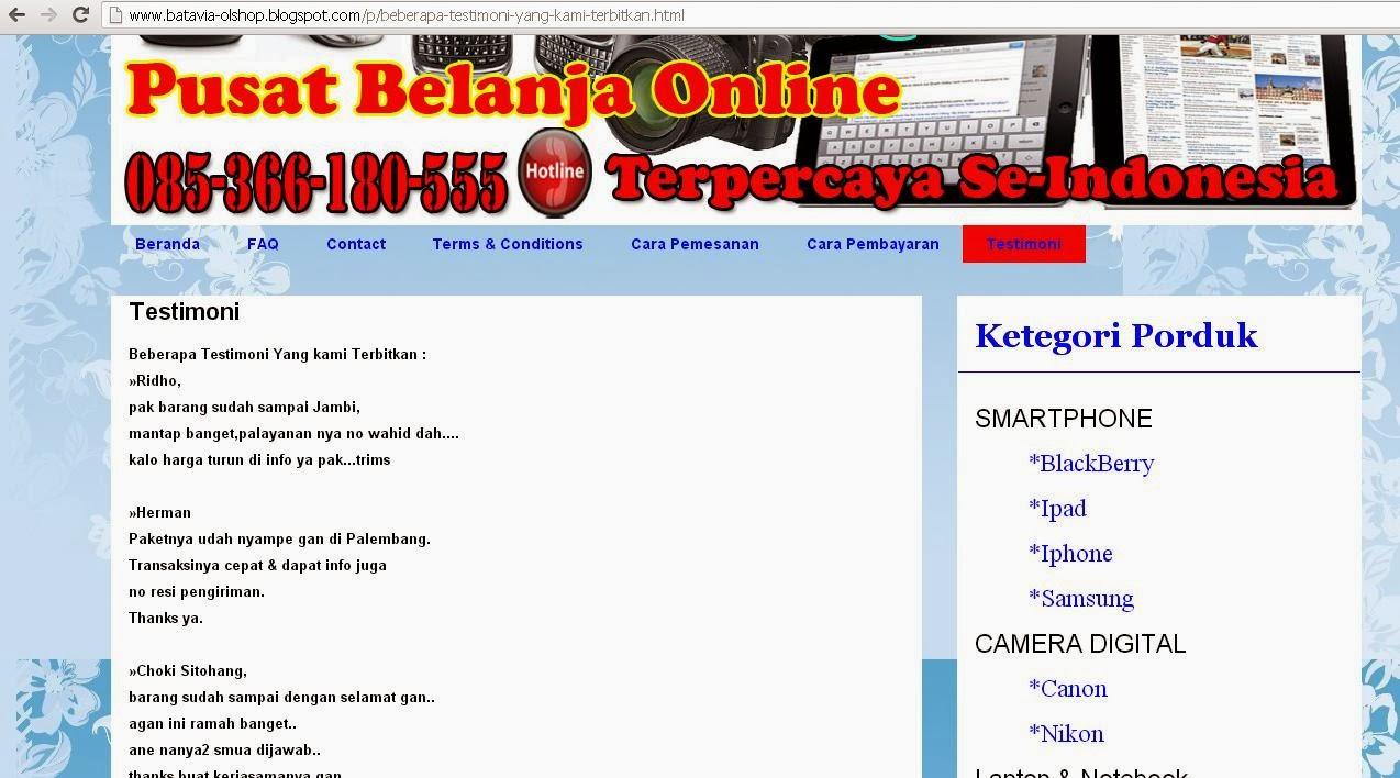 Cybercrime Cyberlaw Kasus Penipuan Jual Beli Online Hukum