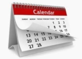Ημερολόγιο - Εορτολόγιο...