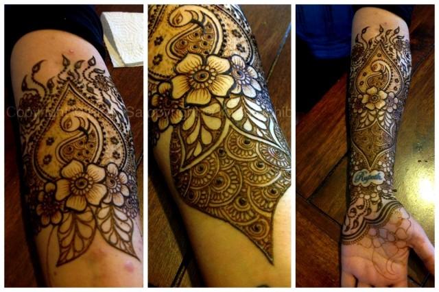 Mehndi Designs Churidar : Omani henna designs for hands bridal mehndi facebook pics