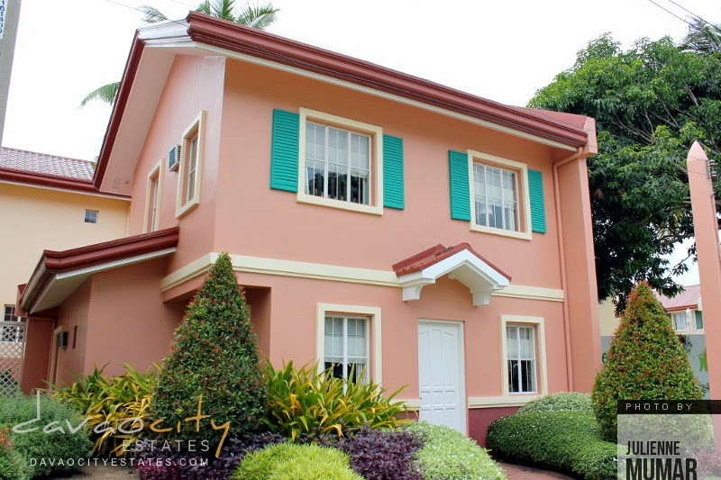 Camella Davao/Cerritos Elaisa Model House