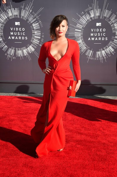 2014 mtv music awards Demi Lovato