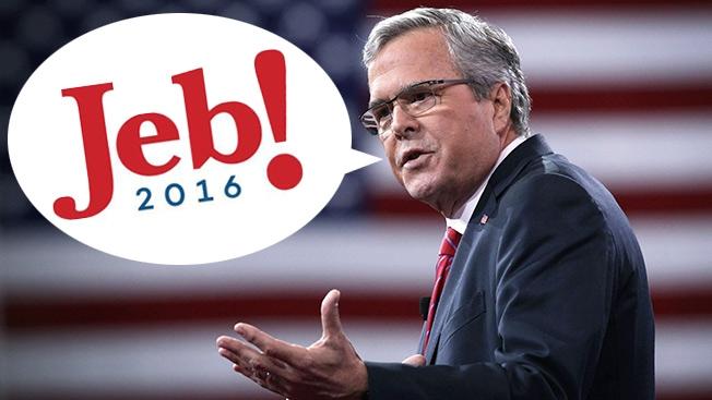 Jeb Announces