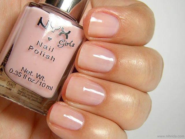 NYX Girls Nail Polish in Bella