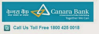 Canara Bank Mumbai Recruitment 2015