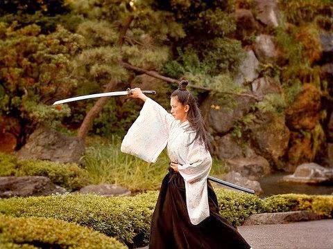 Artes Marciales, Mujer Samurai