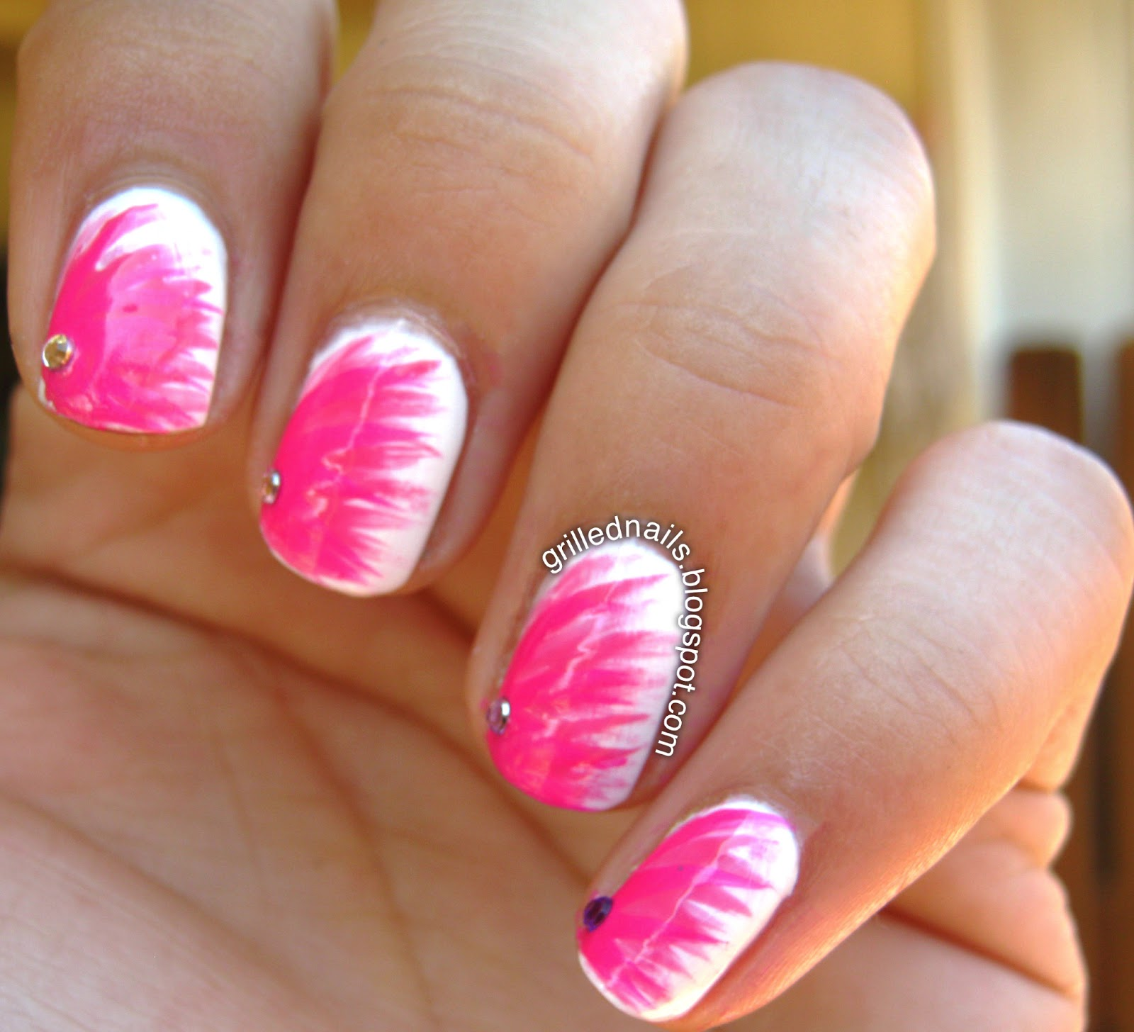 Toe Nail Designs For March: Manicure and pedicure best nail art ...