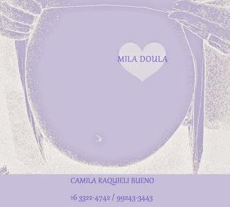 Contato Mila Doula