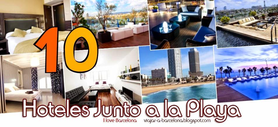 Viajar a barcelona hoteles de barcelona for Hoteles junto al mar