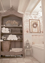 Cottage Bathroom Inspirations - French Country