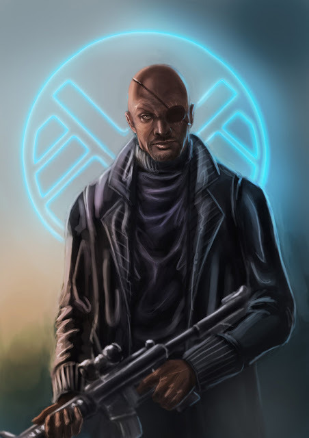 Nick Fury Character Review - 2